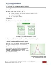 3.3. Use mean and the standard deviation together.pdf