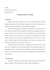LINGUISTIC RESEARCH2