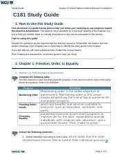 Wgu C493 Proposal