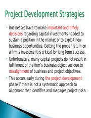 Lecture 2 Project Development Strategies.ppt