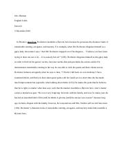 Byronic Hero Rochester Paragraph English 9 Adv..docx