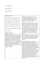 dialectal journal 9 16 the scarlet letter