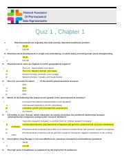 Napsr Practice Questions Pdf Napsrx Practice Questions Test Prep Quiz 1 Chapter 1 1 2 3 4 5 6 Pharmaceuticals Are Arguably The Most Socially Important Course Hero