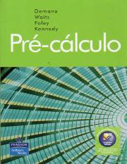 Pré-calculo - demana waits foley kennedy - pearson - 2009.pdf