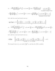 Differential Equations Lecture Work Solutions 162