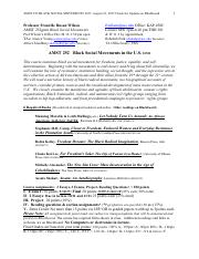 AMST 252gmw_Black Social Movements syllabus Aug 21 2015(1)