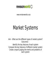 Market_Systems