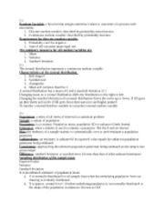 eco 391 study guide test 1