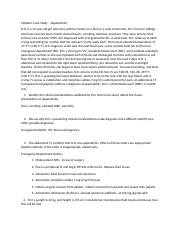 Case Study Spina Bifida Serbian Male 13 - Beike Biotech