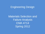Lecture 2-Engineering Design-2012
