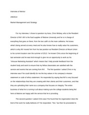 How To Write A Thesis Statement For An Essay  Pages Mentor Interview  Paper Essay Proposal Examples also Sample Of Research Essay Paper Mentor Paperfinal Draft  Marketing Learning From Mentor  Health And Wellness Essay