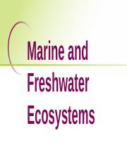 marine and freshwater ecosystems Chapt 21, part 1.pptx