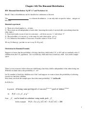 Outline Chapter 14b The Binomial distribution-1.pdf