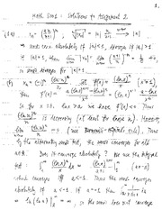 MATH 3001 Fall 2013 Assignment 2 Solutions