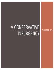 A conservative insurgency_chapter36_spring2014.pptx