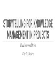 StoryTelling+And+Knowledge+Management.pdf