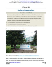 TheLegalandEthicalEnvironmentofBusiness_Chapter11
