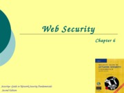 Ch06 - Web Security