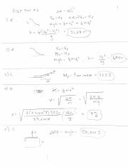 Exam 3 Solutions(1)