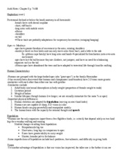 Chapter 3 Part 2 Notes