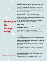 Early Cold War Foreign Policy.pdf