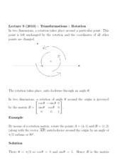MATHS-Lecture9