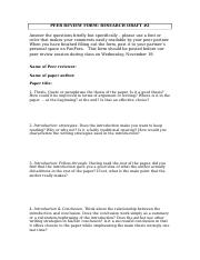 PEER REVIEW FORM RESEARCH DRAFT 2.doc