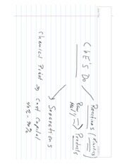 Class Notes Aug-25-2011