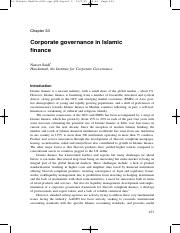 Corporate-Governance-in-Islamic-Finance-Islamic-Wealth-ch33-FEB-2009