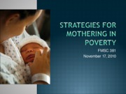 11.17 Mothering_strategies_spr10[1]--for students.ppt