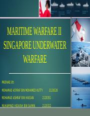 MARITIME WARFARE II