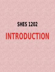 SHES1202_1_Introduction