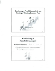 Class Note Feasibility Analysis