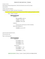NUTR Exam 3 Study Guide (2)