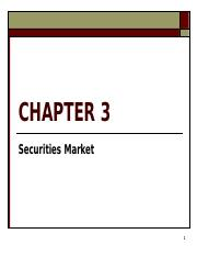 CHAPTER 3_Securities Market.ppt