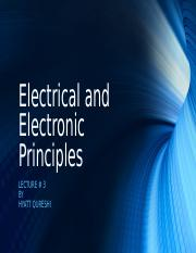 Lecture 3 - Electrical and Electonic Principles.ppt