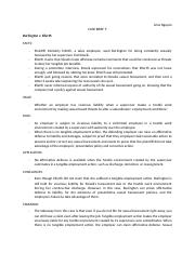 CASE BRIEF 9