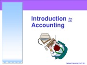 Introduction to Accounting - Accounting Equation