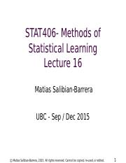 STAT406-15-lecture-16