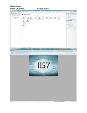 nt1230 module 4 analysis Study 51 nt1230 exam flashcards from malik h on studyblue.