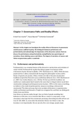 VanAssche_Beunen_Duineveld_-_EGT_7_Governance_paths_and_reality_effects