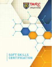 Soft Skills Certification Booklet