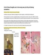 Mutu Comparitive study work.