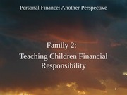 25 Family 2 - Teaching Children Finance 2012-03-28