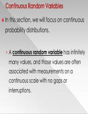 8. Probability Distributions (Part II).pdf