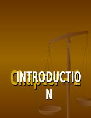 L1-Introduction to Cost Accounting