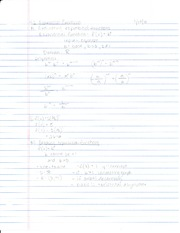 4.2 Exponential Functions