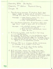 Chang Chapter 18 soultions handwritten