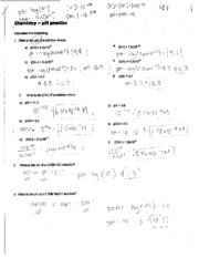 acid base packet 1 answer key