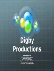 Digby Powerpoint